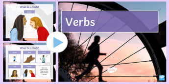 What Are Verbs? PowerPoint - recognition, comprehension, aid, help, support, SEND, SENCO, pastoral, intervention.