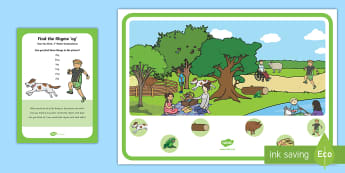 Rhyming 'og' Sound Can You Find...? Poster and Prompt Card Pack - Phase 1 Aspect 4: Rhythm and Rhyme, letters and sounds, phonics, rhyming, rhymes, -og