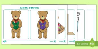 Spot the Difference Activity Sheet - Spot the Difference Activity Sheet - worksheet, spots, spot, differentm, different, spot the diferen