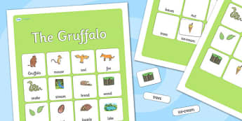 The Gruffalo Vocabulary Word Poster - the gruffalo, vocabulary, vocabulary poster, pirates poster, display poster, poster for display, classroom display