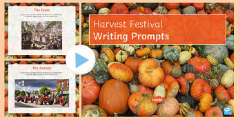 Events Resources   Harvest Festival Writing Stimulus Picture