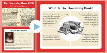 Domesday Book Presentation - domesday book, presentation, domesday, book