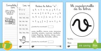 Cuadernillo de lecto: La V  - lecto, leer, lectura, sonidos, letra , lecto-escritura, letra v, v o b, la v, v