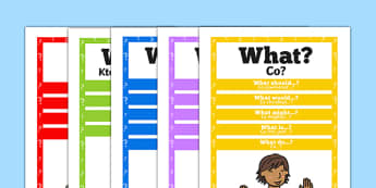 Question Words Poster Pack Polish Translation - displays, display, questions