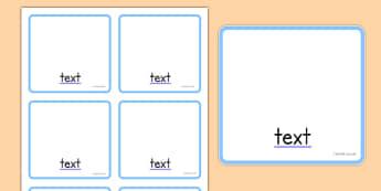 Editable Daily Routine Cards - SEN, Visual Timetable, editable, Daily Timetable, School Day, Daily Activities, Daily Routine, Foundation Stage, editable cards