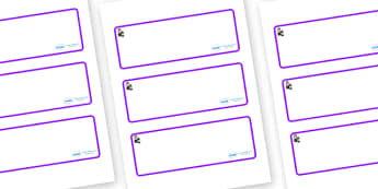 Florence Nightingale Themed Editable Drawer-Peg-Name Labels (Blank) - Themed Classroom Label Templates, Resource Labels, Name Labels, Editable Labels, Drawer Labels, Coat Peg Labels, Peg Label, KS1 Labels, Foundation Labels, Foundation Stage Labels,