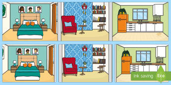 Small World Background (Houses and Homes) - Small World, house, home, building, backdrop, background, scenery, small world area, small world display, small world resources