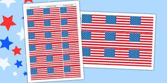 Independence Day Display Borders - independence day, display