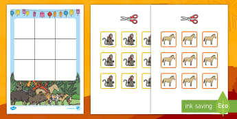 Three in a Row Chinese New Year Activity - EYLF, Foundation, Game, Numeracy, Problem Solving, Counting, festivals, celebrations, snake, rooster