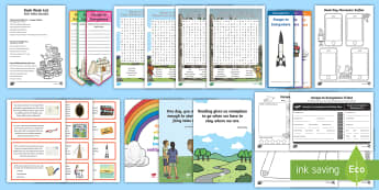 5-6 Book Week 2017 Activity Pack - 5-6 Book Week 2017 Activity Pack, english, 5-6, activity pack, escape to Everywhere, book week 2017,