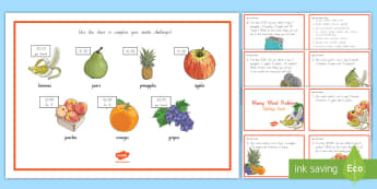 Money Word Problems Challenge Cards -  addition, subtraction, context, problem, decimal word problems, addition, shop, buying, role play c