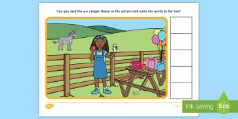 Phase 5 u-e Find the Words Scene Activity - phonics, letters and sounds, phase 5, u-e sound, magnifier, magnifying glass, find, activity, group,