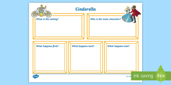 Cinderella Story Review Writing Frame - cinderalla, cinderella story review, cinderella review, traditional tales, book review, story review, tales