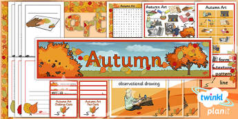 Art: LKS2 Autumn Unit Additional Resources