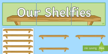 Show Your Shelfie Display Pack - KS3/4 Display Resources, literacy, library, motivation,