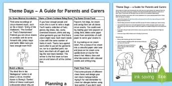 Circus Day Activity Sheet - clowns, days in, family, holidays, acrobats, worksheet