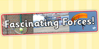 Fascinating Forces Photo Display Banner - IPC, banner, photo