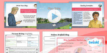 Explorers: Dreams and Anders Arnfield: Personal Writing 3 Y6 Lesson Pack - dreams, writing, discussion texts, argument text, debate language, blog, internet, social media