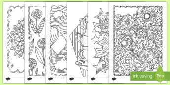 Mindfulness Coloring Activity Pack - color, coloring, mindfulness, activity, art