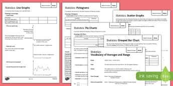 Maths Need to Knows Statistics Activity Sheet, worksheet