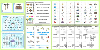 EAL Intervention Pack - language, foreign langauge, language pack, Literacy, phonics, ESL