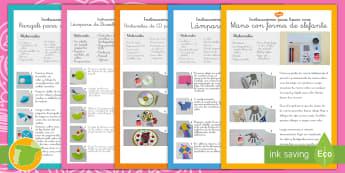 Pack de recursos: Manualidades hindúes para el Diwali - hindú, hinduismo, fiesta, festividad, decoración, decó, artesanías, artesanía, manualidades, ar