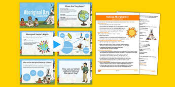 National Aboriginal Day Assembly Pack - canada, national aboriginal day, assembly, pack