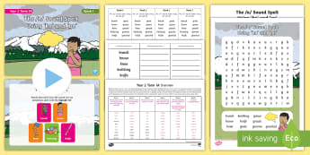 Year 2 Term 1A Week 1 Spelling Pack - Spelling Lists, Word Lists, Autumn Term, List Pack, SPaG