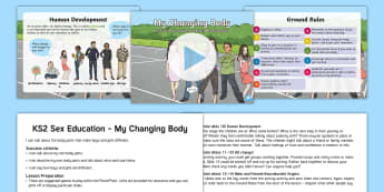 My Changing Body KS2 Activity Pack - sexual reproductive organs, boy, girl, puberty, sex and relationships