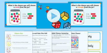 Year 2 Chance Resource Pack - Australian Curriculum Statistics and Probability