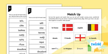 This is France! Year 6 Home Learning Tasks  - french, languages, grammar, France, Paris, directions, famous, people
