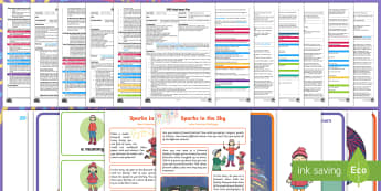 EYFS Sparks in the Sky Adult Input Planning and Resource Pack - EYFS, Early Years Planning, Twinkl Originals, Twinkl Fiction, Sparks in the Sky, Fireworks, Bonfire,
