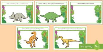 I dinosauri Tappetino Plastilina - tappetino, tappeto, plastilina, play, dough, pleidò, dinosauri, dinosauro, elemetari, asilo, materi