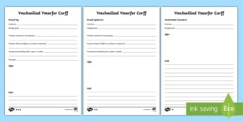 Adroddiad Ymchwiliad Ymarfer Corff Rhan 1 - archwiliad, ymarferol, ymarfer corff, cadw'n heini, exercise investigation,Welsh
