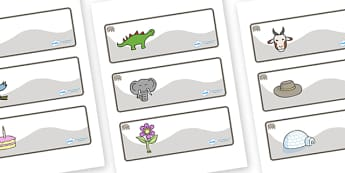 Rhino Themed Editable Drawer-Peg-Name Labels - Themed Classroom Label Templates, Resource Labels, Name Labels, Editable Labels, Drawer Labels, Coat Peg Labels, Peg Label, KS1 Labels, Foundation Labels, Foundation Stage Labels, Teaching Labels