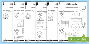 Representing Bonds to Twenty Differentiated Activity Sheets - Addition and Subtraction, representing, representation, diagram, part whole diagram, ten frame, simi