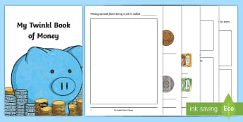 Financial Literacy Maths Activity Booklet - maths, new Zealand, finance, economics, Financial Literacy