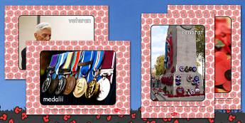 Ziua Veteranilor de Război - Fotografii
