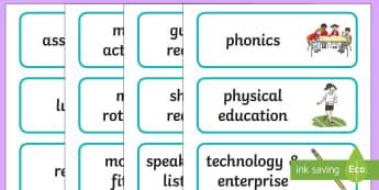Editable Class Visual Timetable - Back to School Australia, Back to school, Our Class Timetable, Class Schedule, Class Timetable, visu