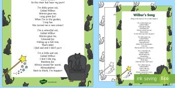 Wilbur's Song