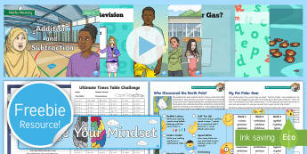 Free England KS2 Taster Resource Pack - Free teaching pack, twinkl, free twinkl resources, KS2 teaching resources, free