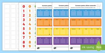 Citirea numerelor Activitate - Matematică, numere zecimale, clase și ordine, citirea numerelero naturale,, activități, Romanian