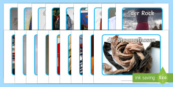 Clothing Display Photos - Clothes, Clothing, German, Kleider