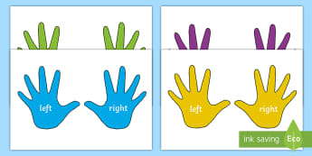 Editable Hands Cut-Outs  - Kind Hands Display Posters - kind hands, helpful hands, helpful, hands, display, sign, poster, smile