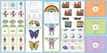 Number Bonds to 10 Resource Pack - New Zealand, maths, addition, numbers to 10, adding to 10, Years 1-3, power point, adding, number bo