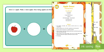 Add One More Playdough Recipe and Mat Pack - maths, Mathematics, adding, plus, addition, number