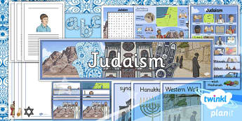 RE: Judaism Year 3 Unit Additional Resources