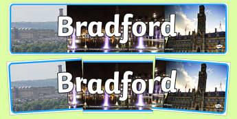 Bradford Photo Display Banner - bradford, photo banner, photo display banner, display banner, display header, header, banner, header for display, photos