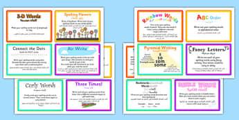 Spelling Challenge Activity Arabic Translation - arabic, spelling, challenge, activity