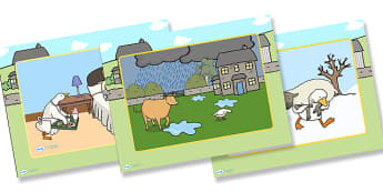 Farmer Duck Story Sequencing PowerPoint - farmer duck, story sequencing, story, sequencing, story sequencing powerpoint, powerpoint, story powerpoint